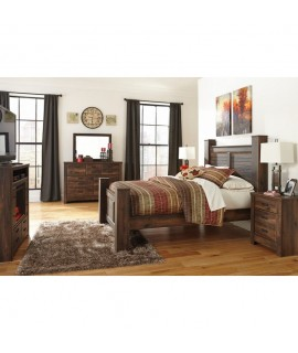 Mendota Queen Size Bedroom Set